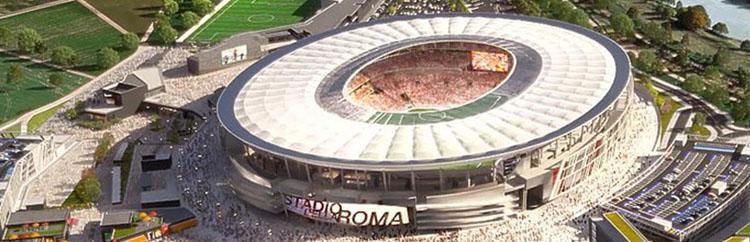 Stadio della Roma: consegnato il Progetto 2.0, adesso la Politica non faccia (più) melina