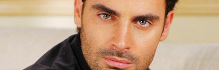 Alessandro Mario: guest star per Montalbano. L'attore fra i protagonisti dell'episodio 'Amore', in onda su Raiuno nel 2018