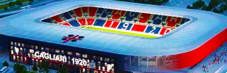 Il futuro della Serie A è (anche) italiano: Il Cagliari di Giulini pronto per il nuovo Stadio