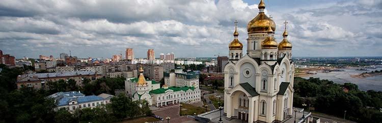 Khabarovsk, l'avamposto siberiano del calcio russo
