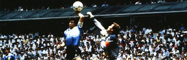 """Mexico '86, Maradona racconta la """"Mano de Dios"""""""