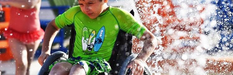 Il Texas e quel parco dell'inclusione: al Morgan's Inspiration un'oasi per la disabilità