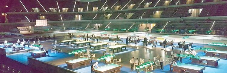 Segui la Diretta Streaming dei Campionati Nazionali di Snooker