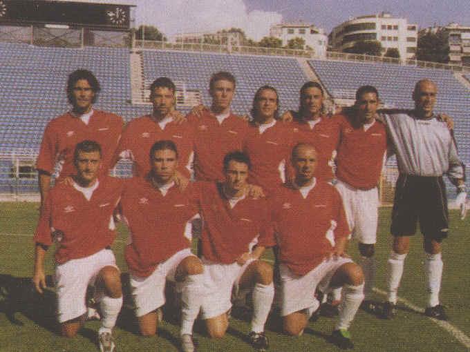 La Lodigiani 2003-2004