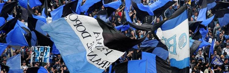 Tifosi dell'Atalanta a processo: assolti dall'accusa di associazione a delinquere