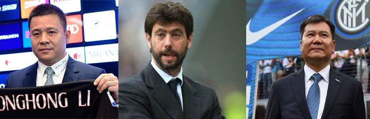 Il Milan spezza l'egemonia bianconera e il calcio torna ad essere Nord-centrico. E il Sud?