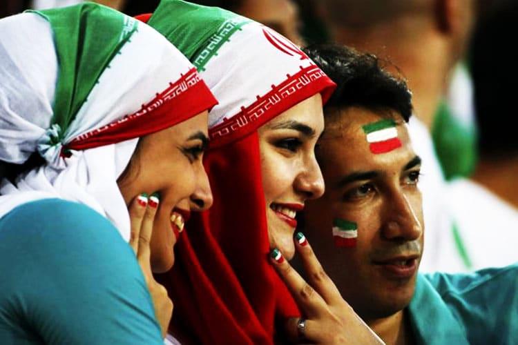 La Rivoluzione delle Donne Iraniane contro il Regime Anti-Stadio è finalmente realtà in Arabia Saudita