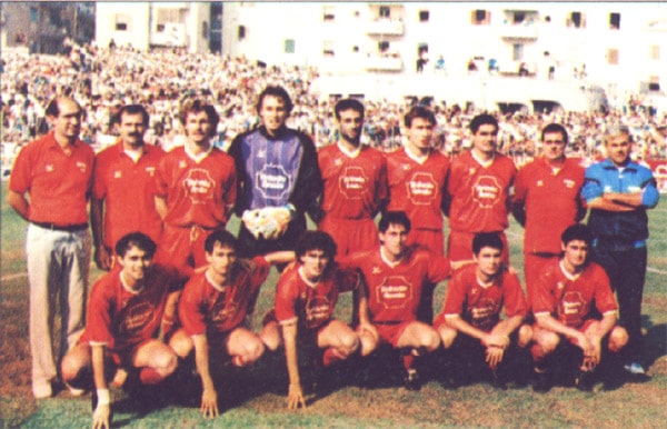 Salernitana 89-90