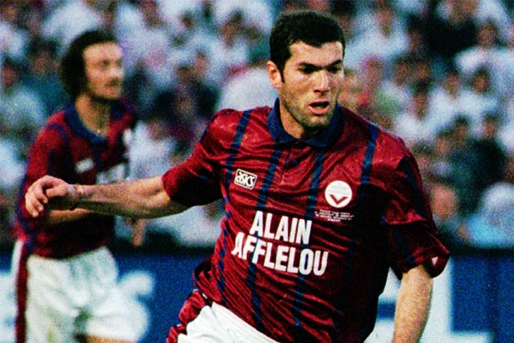 CalcioMancato: quando Zinedine Zidane poteva andare al Milan