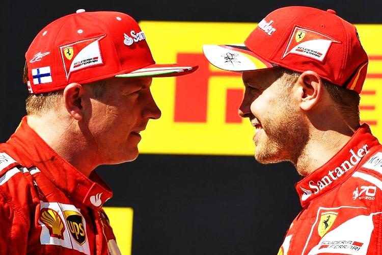 Ferrari: le avversità si superano marciando