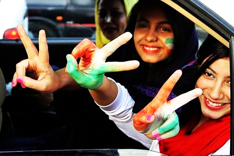 Il Biglietto della discordia: l'Iran e il divieto medievale per entrare allo Stadio