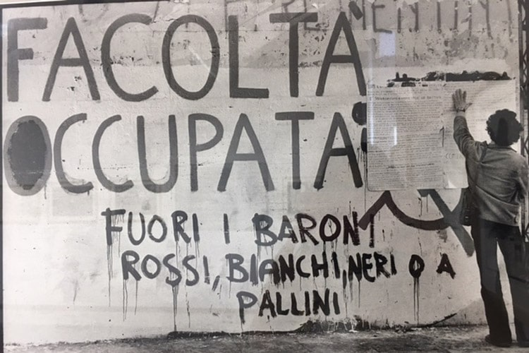 Mostre, un orgasmo a Trastevere. Il '77 nei lavori di Tano D'amico e Pablo Echaurren