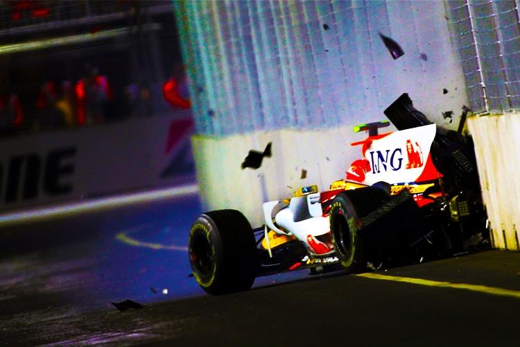 """""""Incidente all'Orient Kermesse"""": Singapore e il """"CrashGate"""" del 2008"""