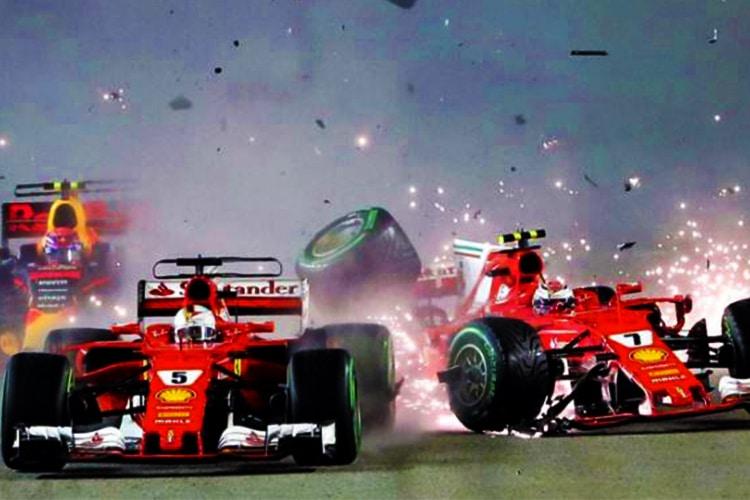 Singapore, Verstappen non frena ma Vettel non pensa: i motivi del suicidio Ferrari