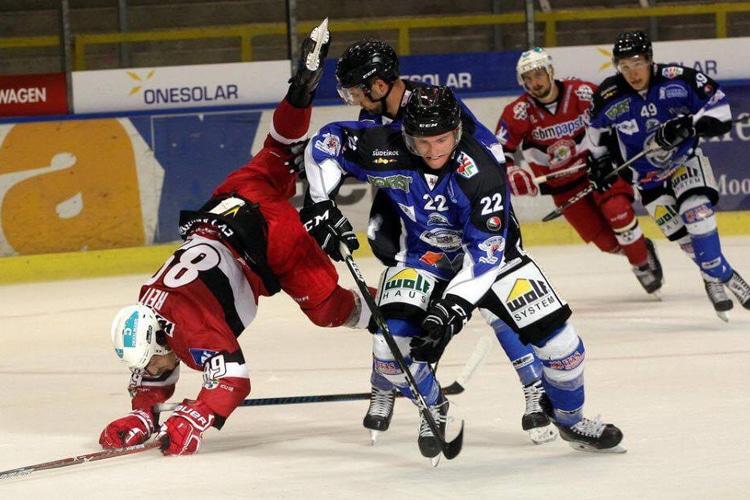 L'hockey in un territorio di frontiera: Matthias Mantinger, il gioiellino di Vipiteno
