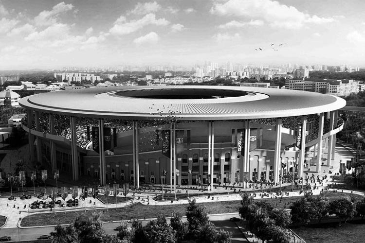 Stadi Mondiali: Ekaterinburg Arena, pragmatismo e acciaio