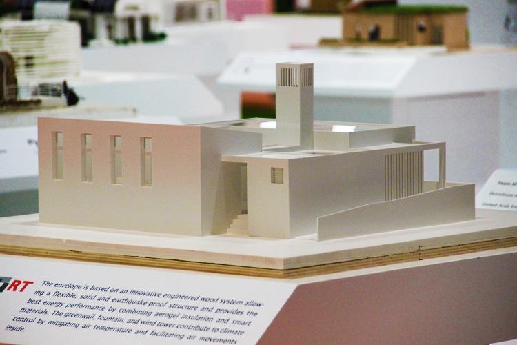 Dubai, ecco la casa del futuro presentata da La Sapienza