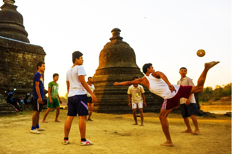 Tra povertà e persecuzione dei Rohingya, in Myanmar resiste solo lo Sport