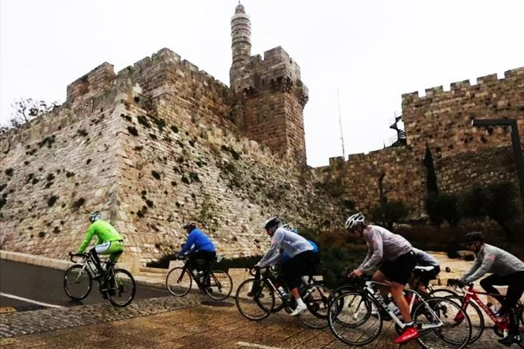 Miracolo Italiano: Israele e Palestina unite (per la prima volta) contro il Giro d'Italia 2018