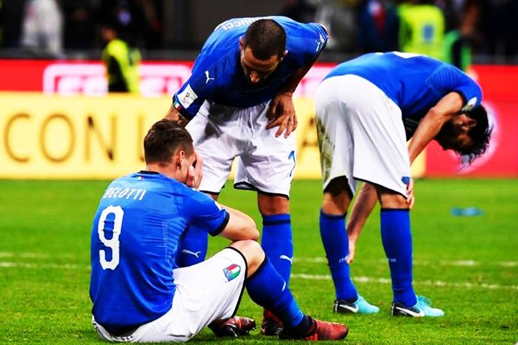 Finale annunciato: stavolta l'Italia non ha saputo nascondere la polvere sotto il tappeto