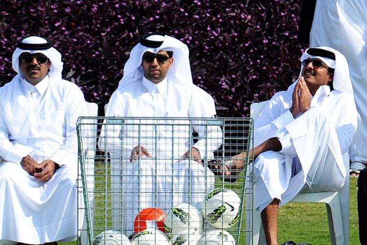La Liga e il Resto del mondo contro il PSG degli sceicchi