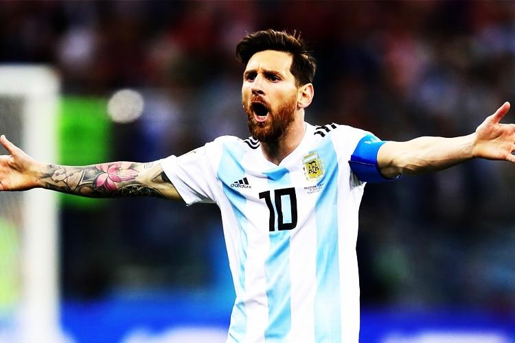 Quando Messi stava per andare al Como