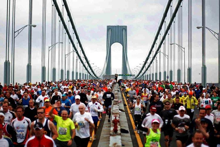 Perché corro alla Maratona di New York