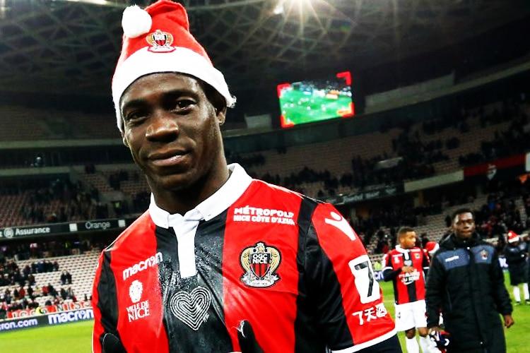 Mario Balotelli, il più bel regalo di Natale per il calcio italiano