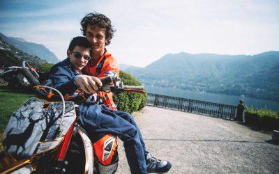 La Mototerapia di Vanni Oddera: un salto pieno d'amore