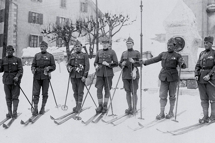 Chamonix 1924: le Olimpiadi dei Soldati