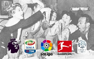 L'abbuffata dei Diritti Tv: il Made in Italy non tira e alla Serie A rimangono solo le briciole