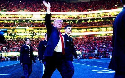"""Lo Sport (ancora) contro Trump: gli ultimi due """"schiaffi"""" a Mr. President"""