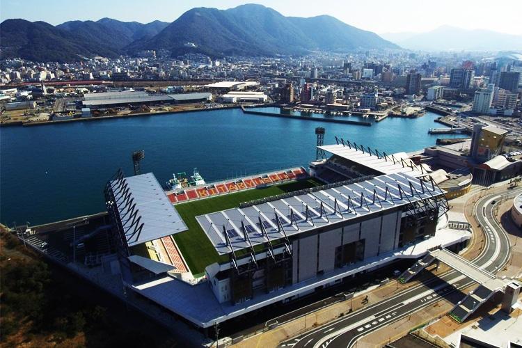 Mikuni World Stadium Kitakyūshū: come l'Italia dovrebbe prendere esempio dal Giappone