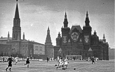 La partita nella piazza Rossa che decise il destino del calcio in Russia