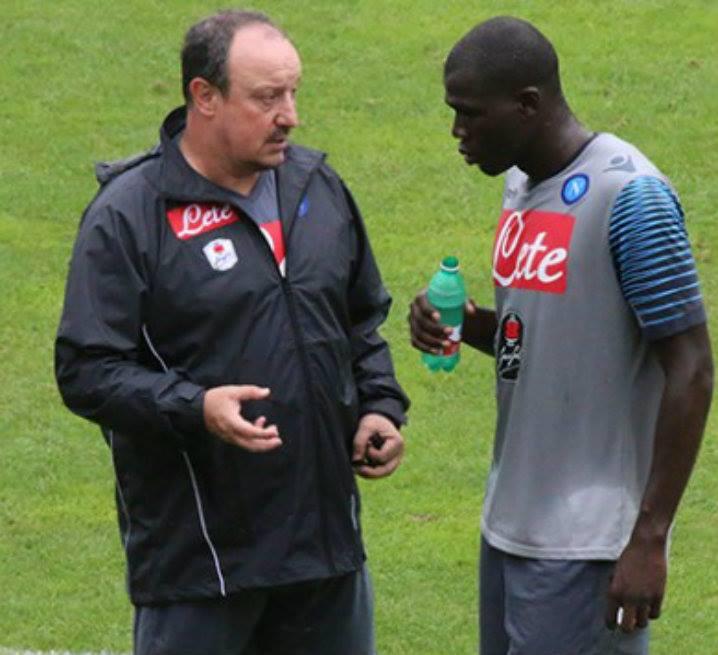 Právě Benitez přivedl Koulibalyho do Neapole