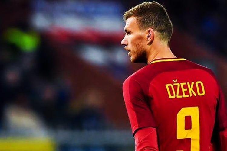 Il calcio secondo Edin Dzeko