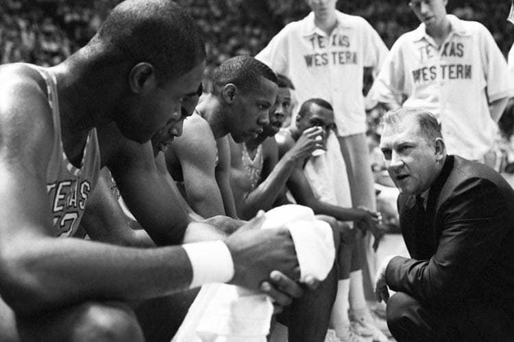 Don Haskins, il Martin Luther King bianco del Basket americano