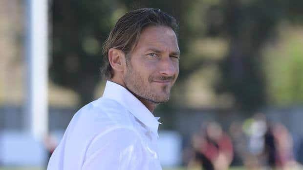Francesco Totti: la storia del Capitano diventa una Serie Tv