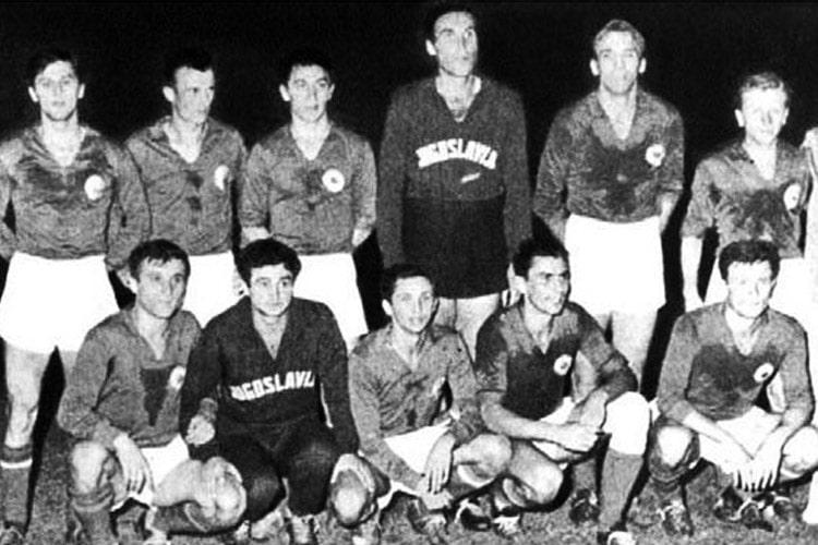 Il calcio al tempo di Tito: Jugoslavia, una Nazionale per sei Stati, cinque nazioni, quattro lingue, tre religioni, due alfabeti
