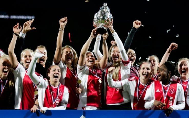 Calcio Femminile: Olanda, un altro grande passo per la parità di genere