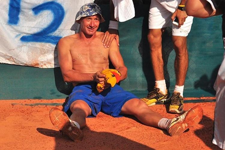 Roberto Palpacelli, la racchetta spericolata del Tennis italiano