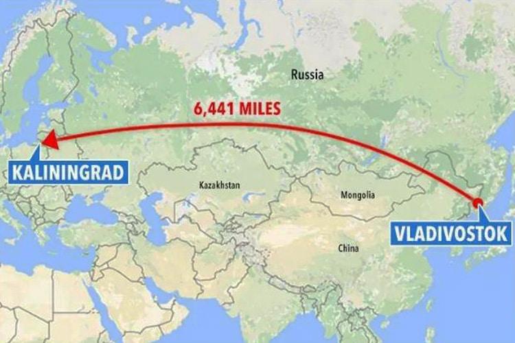 10.380 km di passione: Luch Vladivostok vs Baltika Kaliningrad, la trasferta più estrema al Mondo