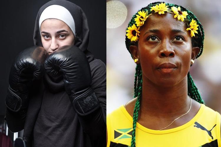 #Nonunadimeno: Natsheh e Fraser Pryce, due donne che combattono la discriminazione di genere