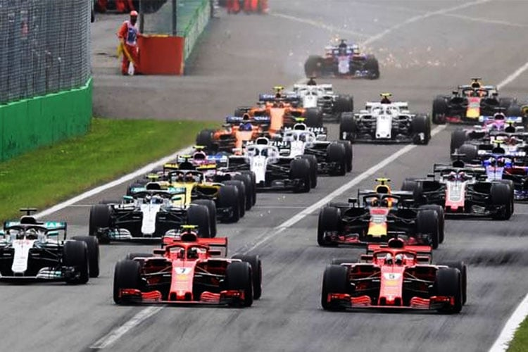 Il piano della Formula Uno per le Zero Emission entro il 2030