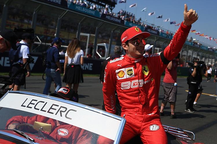 Leclerc e Ferrari: un rinnovo per scrivere il futuro. E, chissà, anche la Storia…