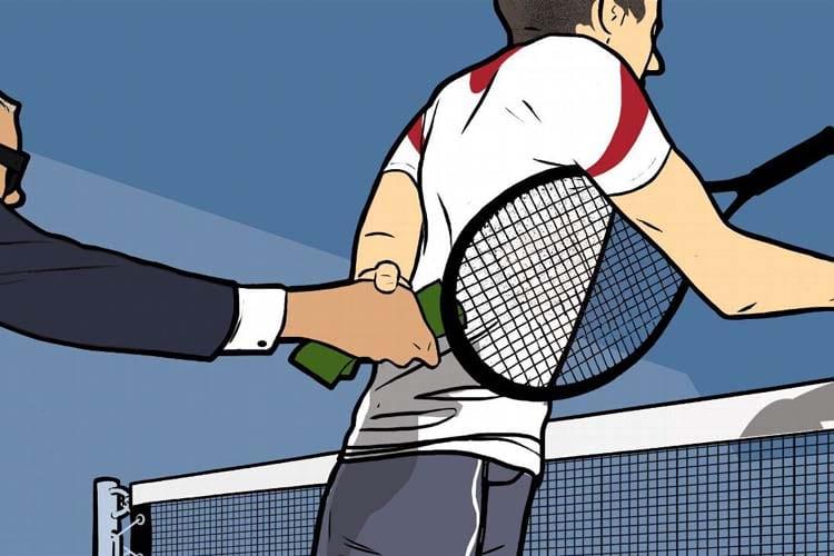 Tennis Match Fixing: fermata l'organizzazione che truccava le partite