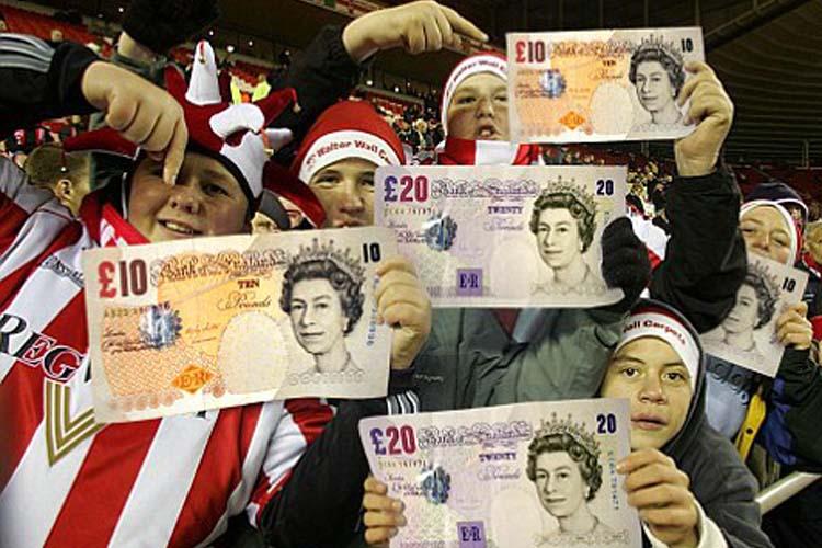 Premier League: quanto pagano i tifosi per seguire la propria squadra