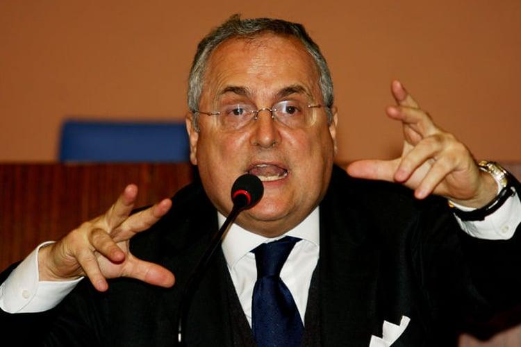 Lotito's way: la sua Lazio dai 550 milioni di debiti a 6 trofei in 15 anni