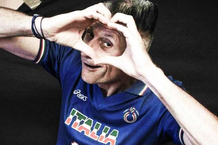 Andrea Lucchetta: a tu per tu con Crazy Lucky